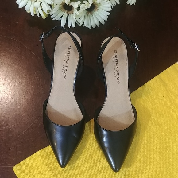Christian Siriano Shoes - Christian Siriano for Payless Simple Classy Heels